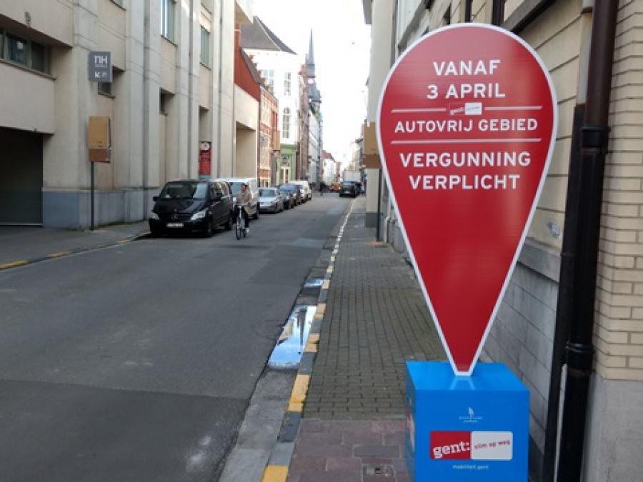 Start circulatieplan op 3 april